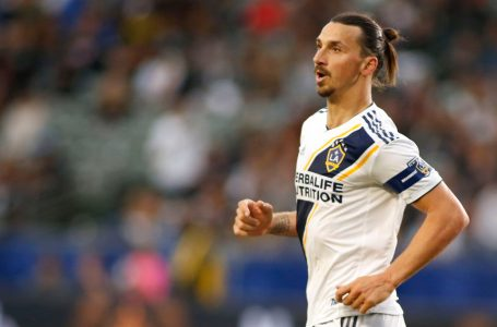 Ibra shuts down MLS reporter in hilarious style